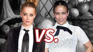 Amber Heard vs. Paula Patton -- Who'd You Rather? (Pilgrim Edition)