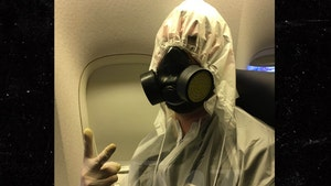 WorldStar Hip Hop Exec Flies In Full Bodysuit to Avoid Coronavirus