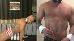 Chippendales Dancers Offering Virtual Parties During Pandemic