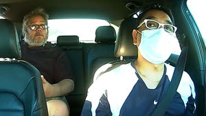 Lyft Passenger Goes On Racist Rant After Driver Asks Him To Wear Mask