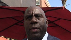 Magic Johnson Gets Restraining Order for Himself and Employees