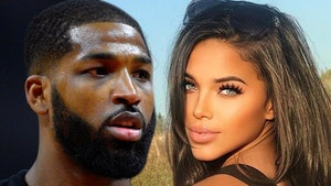 Tristan Thompson Tells Sydney Chase To Show Alleged Texts Or Shut Up