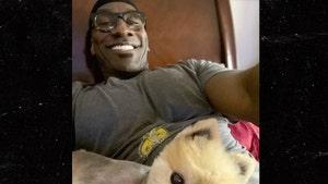 Shannon Sharpe Devastated After Beloved Dog Dies, 'Daddy Loves You'