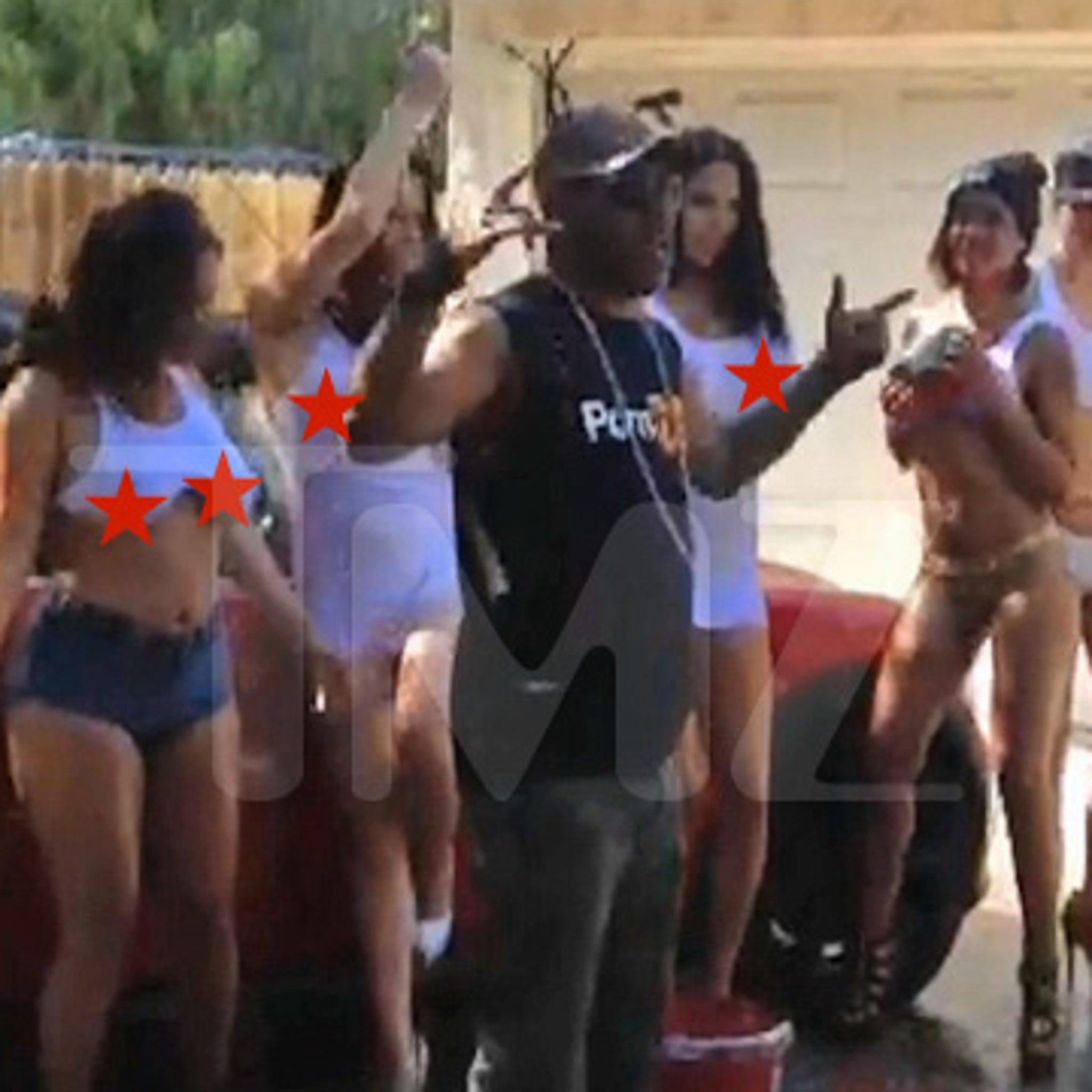 Skinny nude army girls
