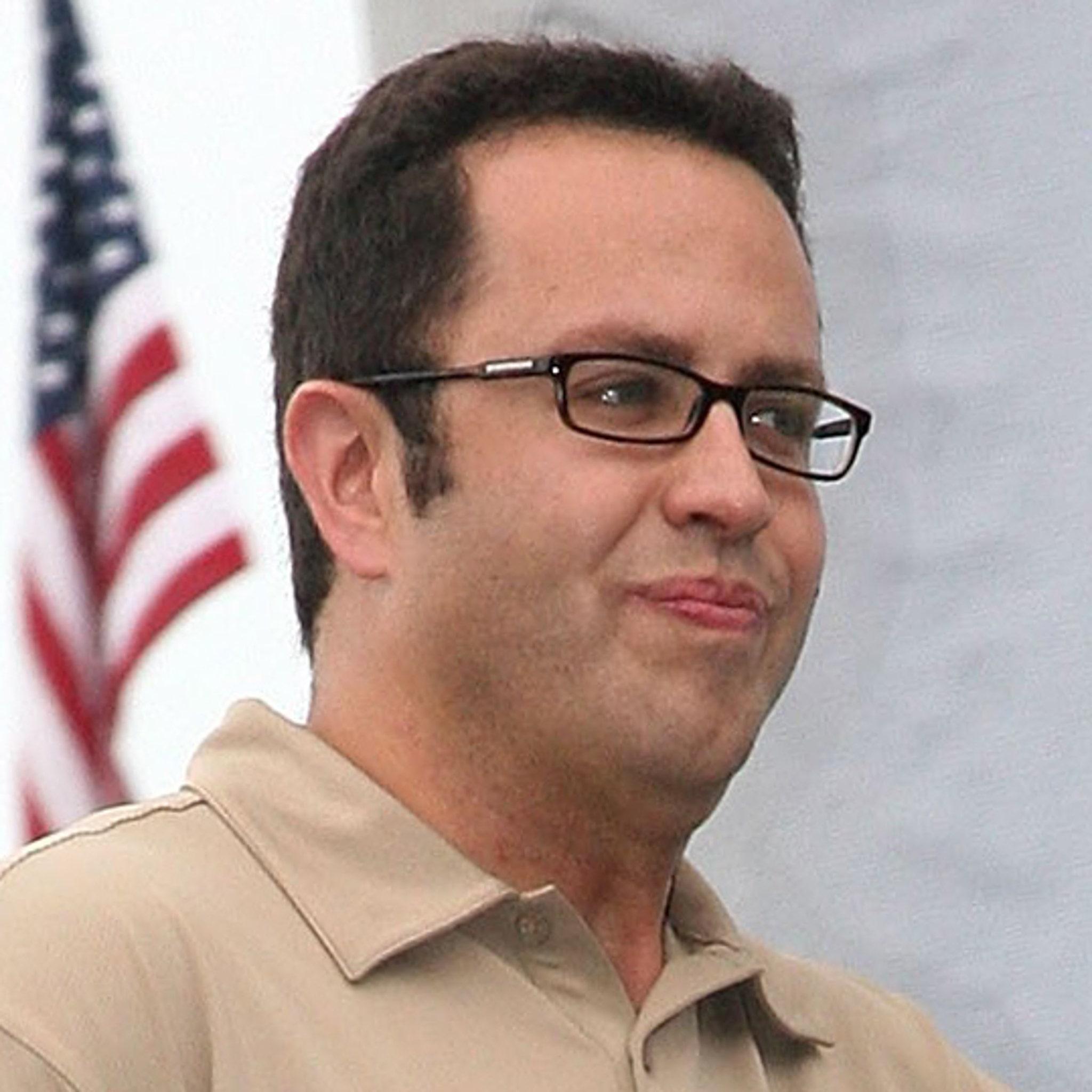 Jared Fogle Sues Parents of Child Porn Victim