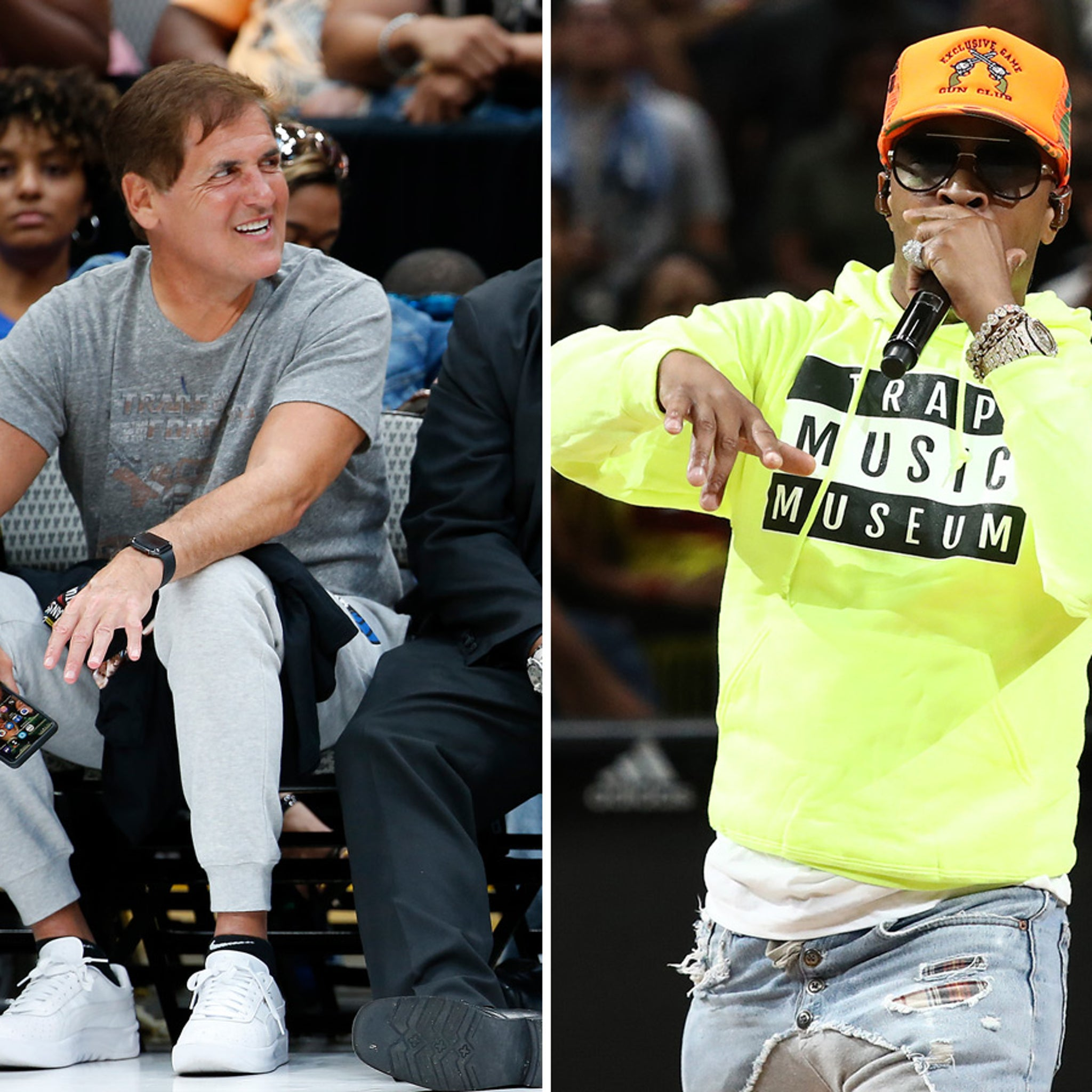 T.I. Rocked Out with Huge Stars at BIG 3 Event In Dallas