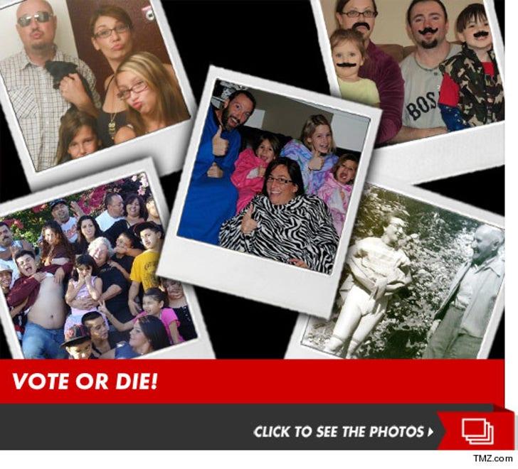 TMZ's Embarrassing Family Photo Contest!