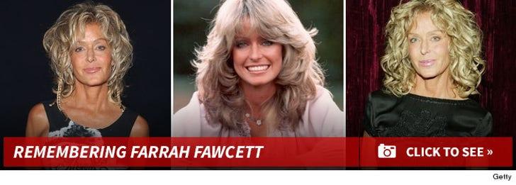 Remembering Farrah Fawcett