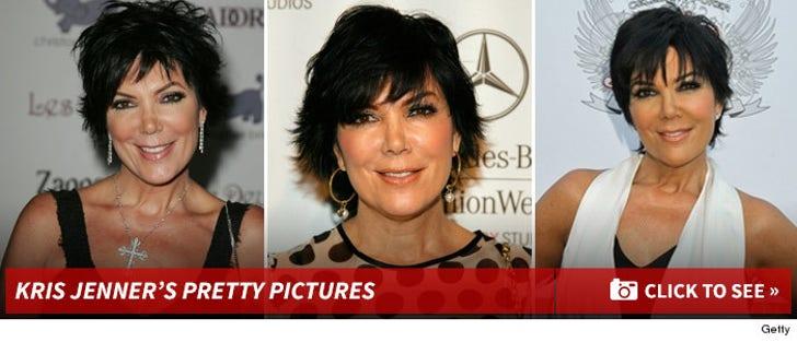 Kris Jenner -- Through The Years