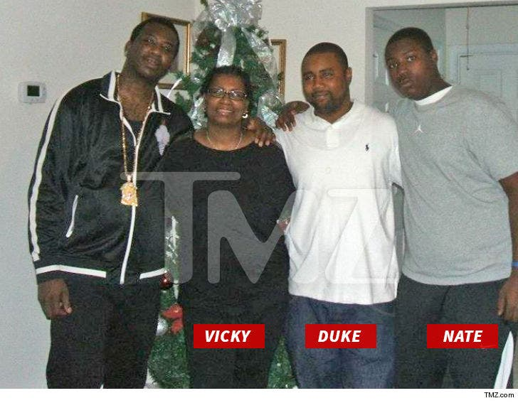 Gucci Mane's Brother Terribly Sad He and Mom Weren't Invited to Wedding