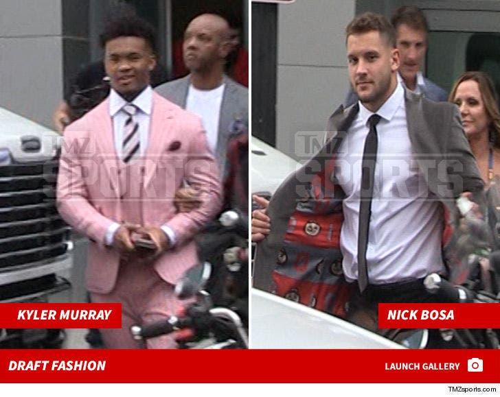 2019 NFL Draft Fashion