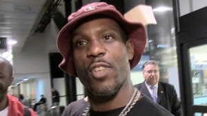 DMX Didn't Relapse Before Rehab But Was Worried He Would