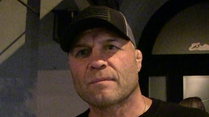 Randy Couture 'Recovering Well' After Heart Attack Landed Him In Intensive Care