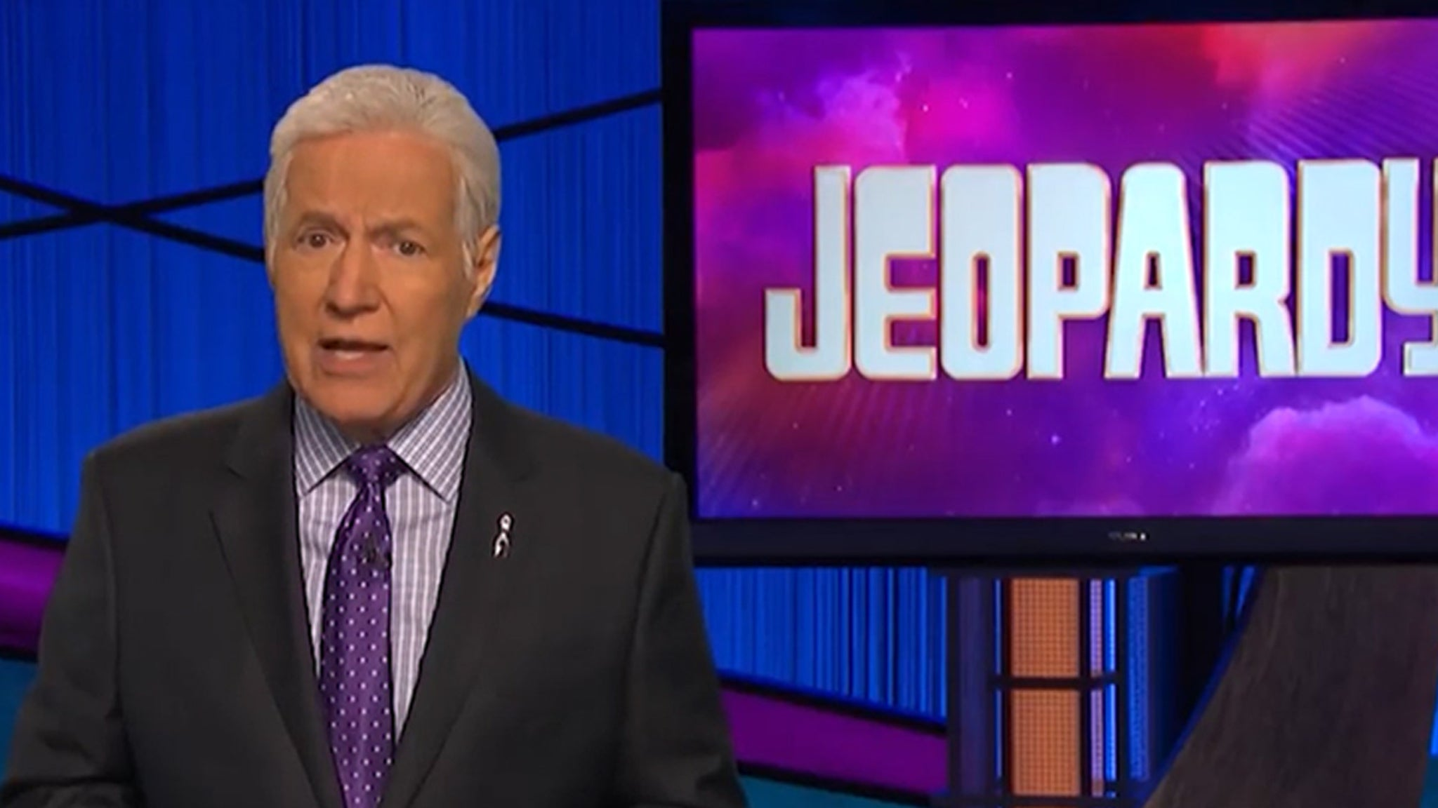 Alex Trebek Puts a Spotlight on Pancreatic Cancer Get Checked Early & Often