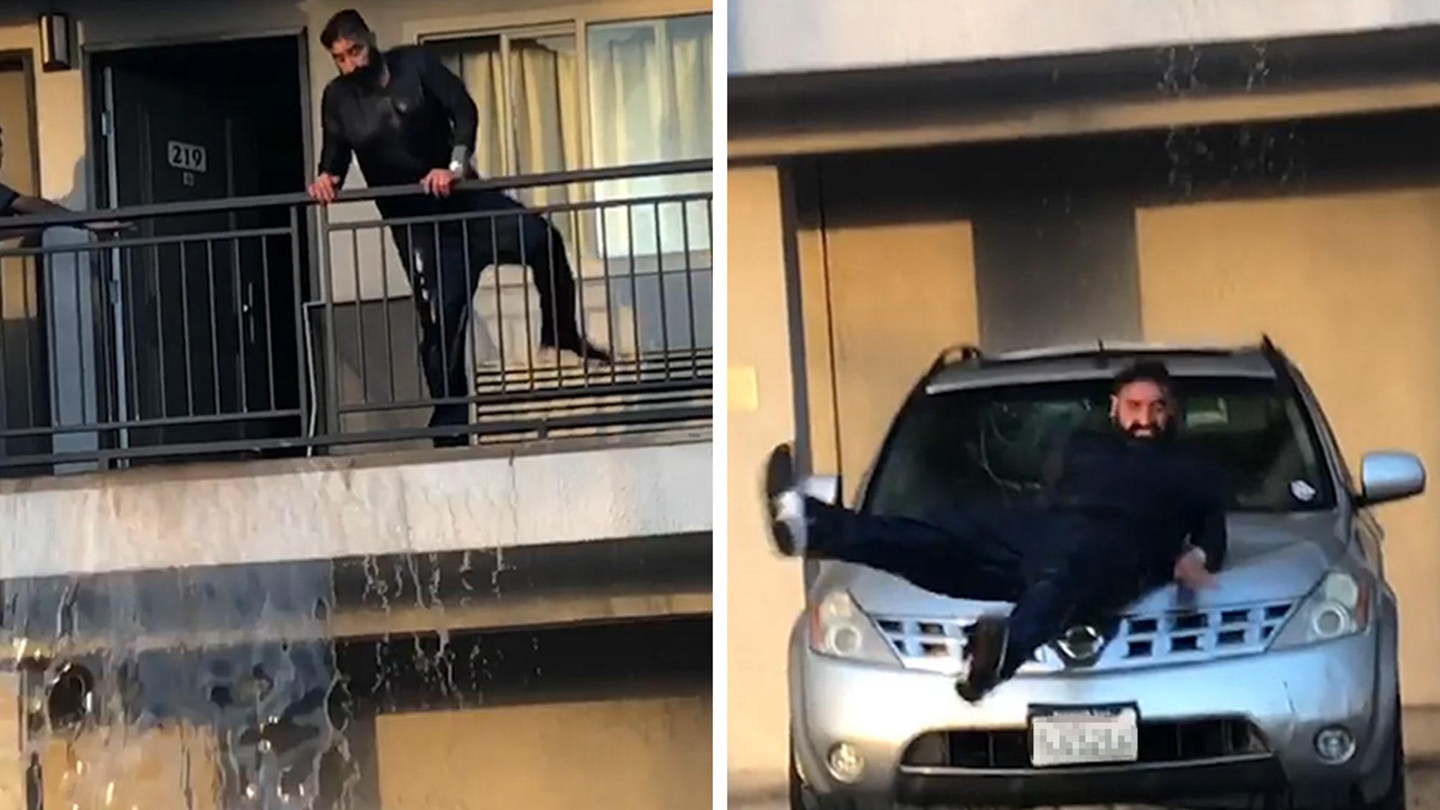 Bizarre Hotel Flooding Viral Video Explained, $10k in Damages