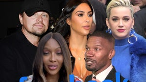 Kim K, Leo DiCaprio, Jamie Foxx & Others Vow to 'Freeze' IG for a Day