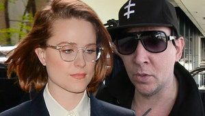 Marilyn Manson Cut by Label & Agency After Evan Rachel Wood Alleges He Abused Her