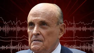 Rudy Giuliani Claims Raid Not Over Alleged Pressuring of Ukrainian Officials for Trump