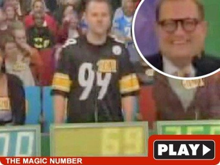 Drew Carey Can't Handle 69 From Gynecologist