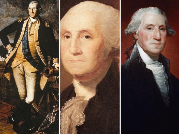 George Washington Hot Shots