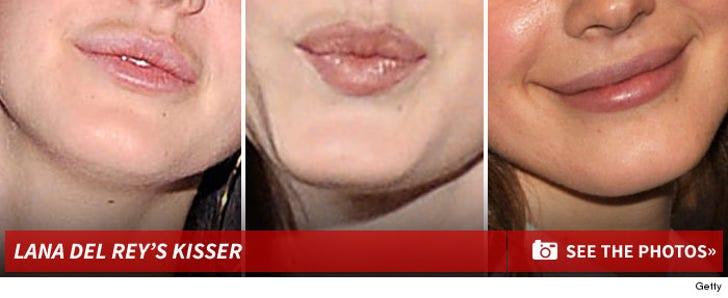 Lana Del Rey's Kisser