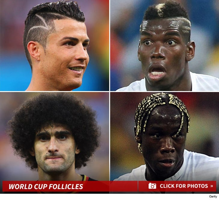 2014 World Cup -- The Mane Event!
