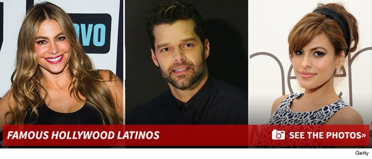Famous Hollywood Latinos