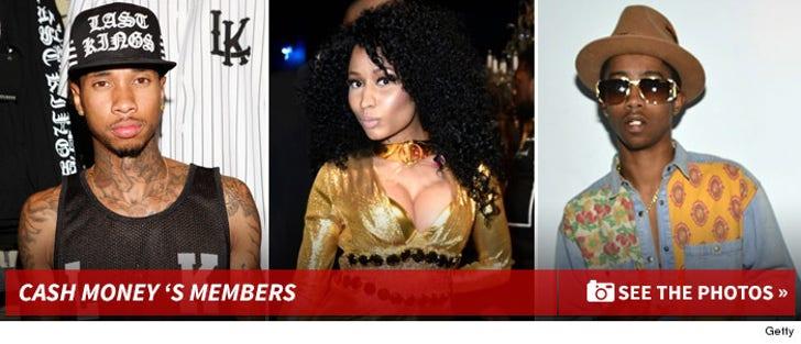 Cash Money Records Members