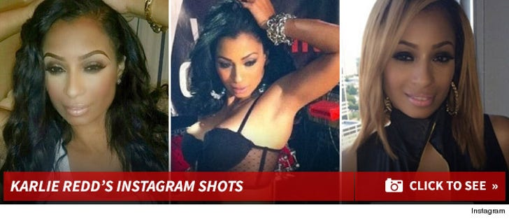 Karlie Redd's Instagram Photos