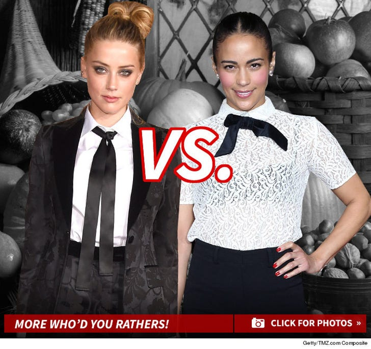 Who'd You Rather?! -- Part 2
