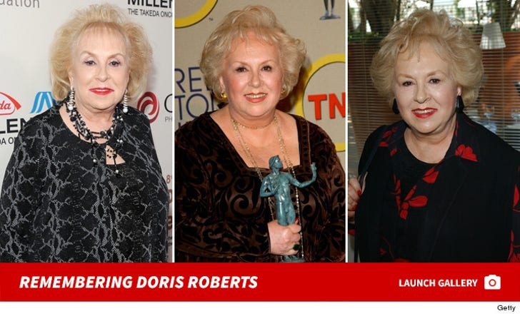 Remembering Doris Roberts