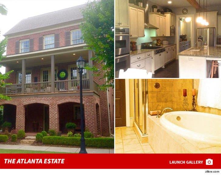 Cynthia Bailey's Atlanta Estate