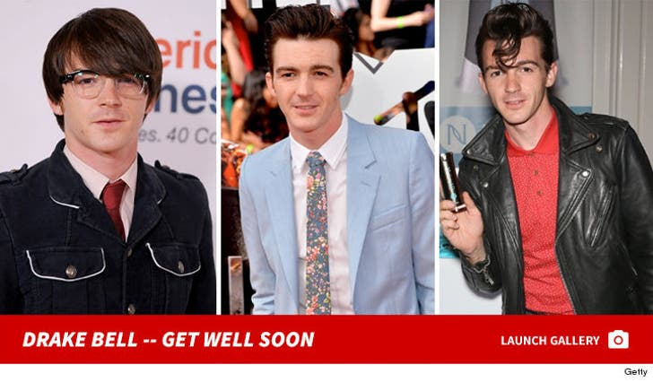 Drake Bell -- Get Well Soon