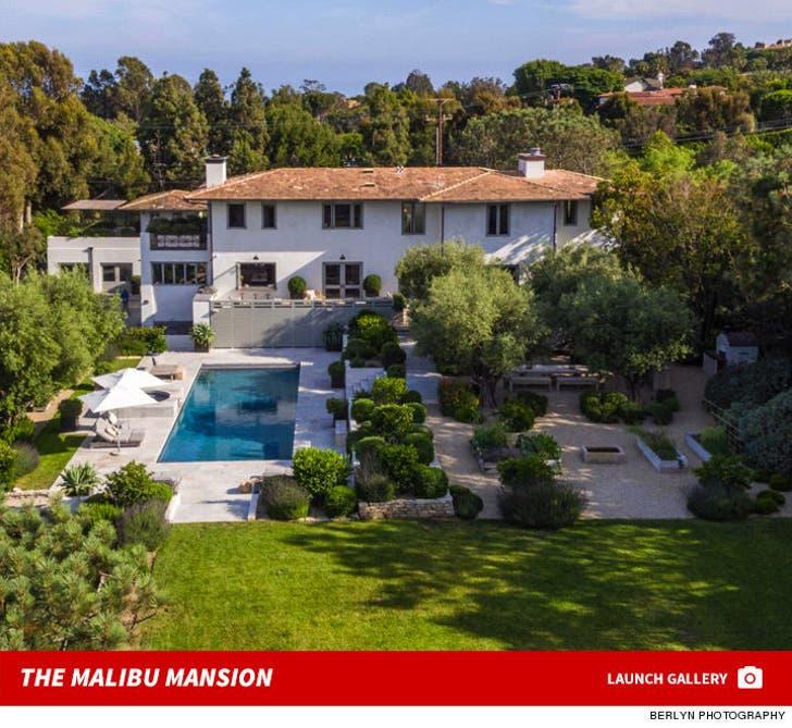 Steve Alexander Lists Malibu Home