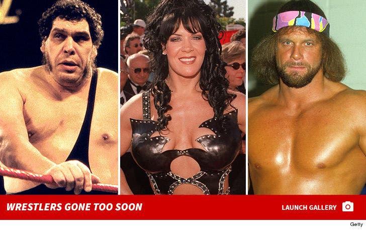 Wrestlers Gone Too Soon