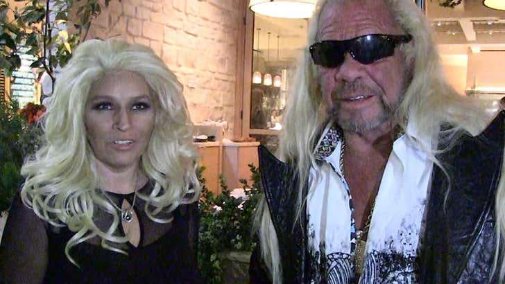 Dog The Bounty Hunter Wife Dine Out Beth Looks Great Amid