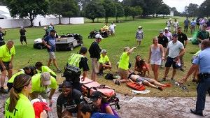 Lightning Strikes at PGA Tour Championship, Six Injured Including Child