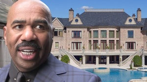 Steve Harvey Buys Tyler Perry's Former Atlanta Mansion For $15 Million