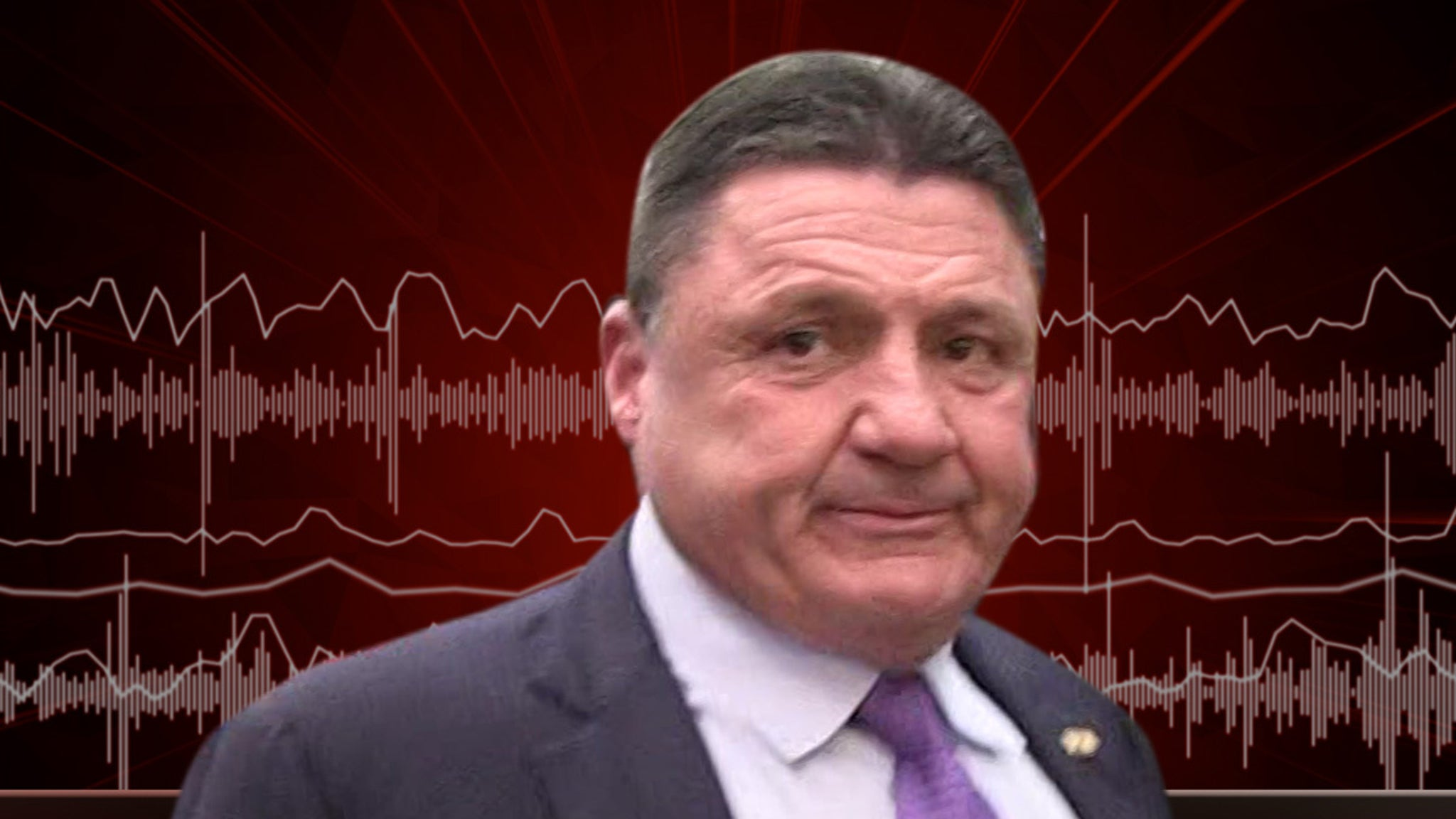 Coach Ed Orgeron Says Entire LSU Roster Is Registering To Vote