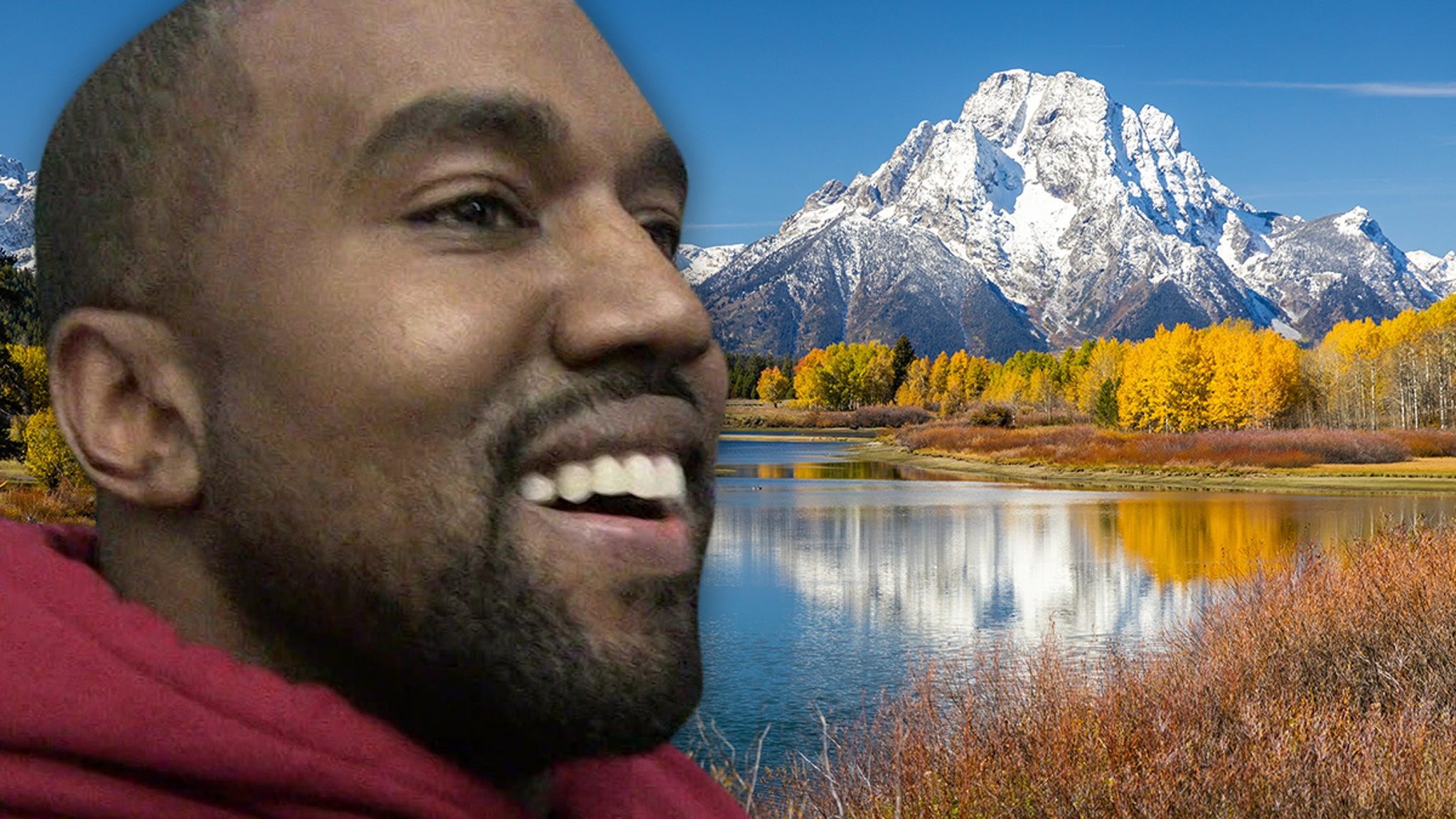Kanye West Approved to Build 52,000-Sq-Ft Home at Wyoming Ranch - TMZ thumbnail