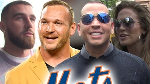 Jennifer Lopez, A-Rod Recruit NFL, NBA Stars To Make Bid to Buy NY Mets
