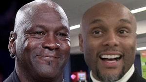 Michael Jordan Sparked Kenny Lattimore Sales Boom After 'Last Dance', Singer Says
