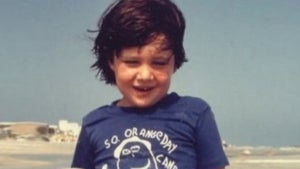 Guess Who This Sunkist Kid Turned Into!