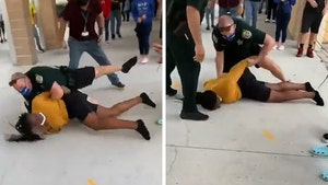 Liberty HS Students Want Body Slam Officer Fired, Trust in Cops Destroyed