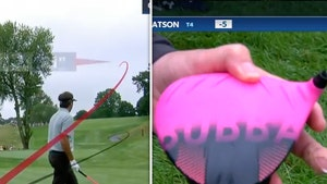 Bubba Watson's Driver Head Snaps Off On Unreal Tee Shot, 'That Was Crazy'