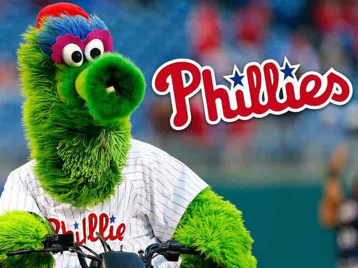 Phillies File Lawsuit To Keep 'Phanatic'