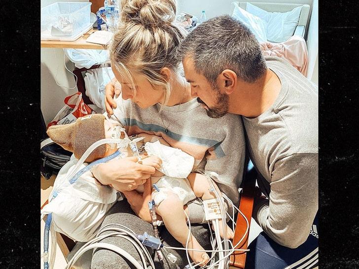 YouTuber Brittani Boren Leach's 3-Month-Old Baby Dead - EpicNews