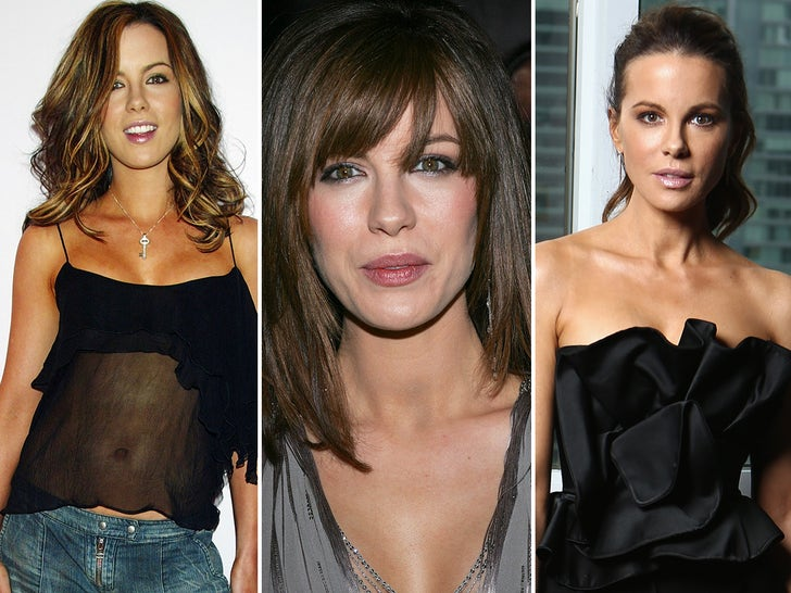 Kate Beckinsale Through The Years