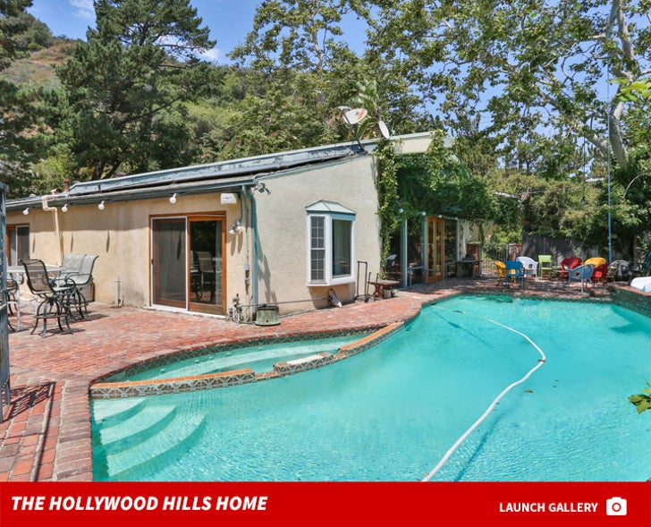Mark Lonow's Hollywood Home -- For $ALE!