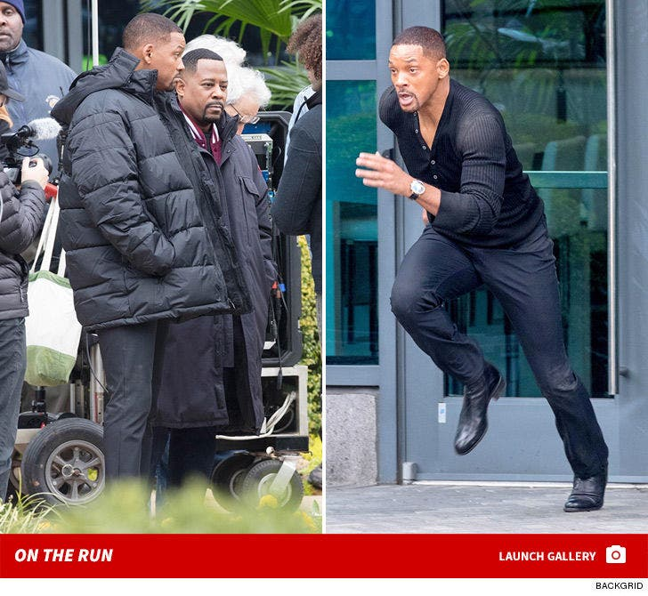 Will Smith Martin Lawrence -- 'Bad Boys For Life'